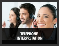 Telephone Interpretations