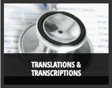 translations and transcriptions