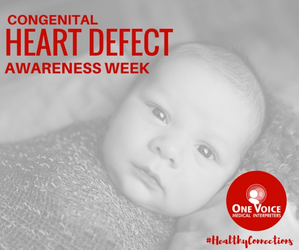 Congenital Heart Defect Awareness Week